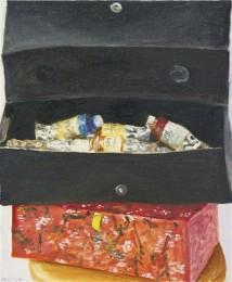 Oil Paints, Paris artwork