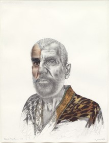 A Man with Spotted Dress artwork