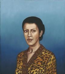 Self Portrait with Spotte... artwork