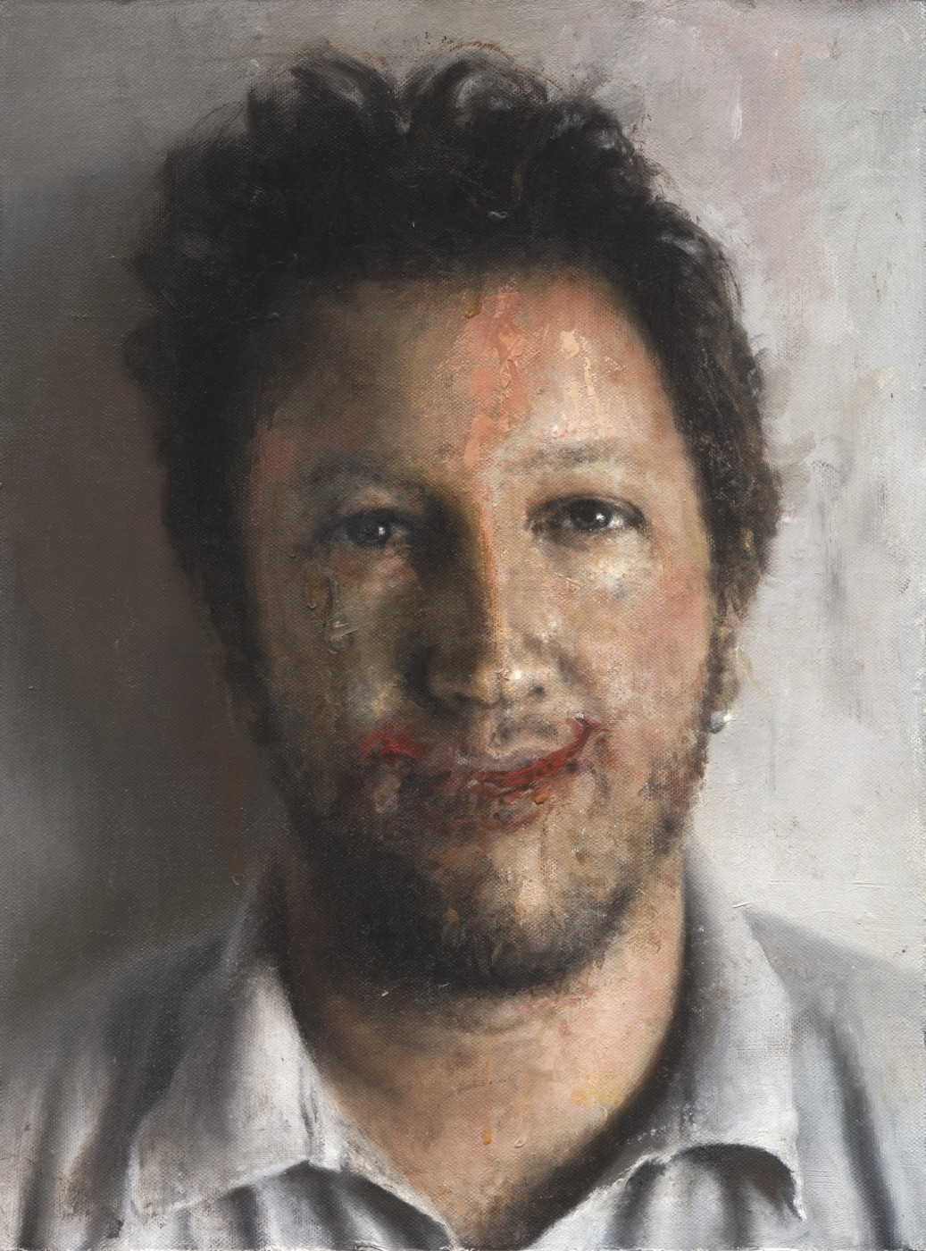 Self Portrait with a smile