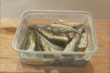 Still life with Sardines artwork