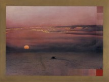 Sunset in Jaffa artwork
