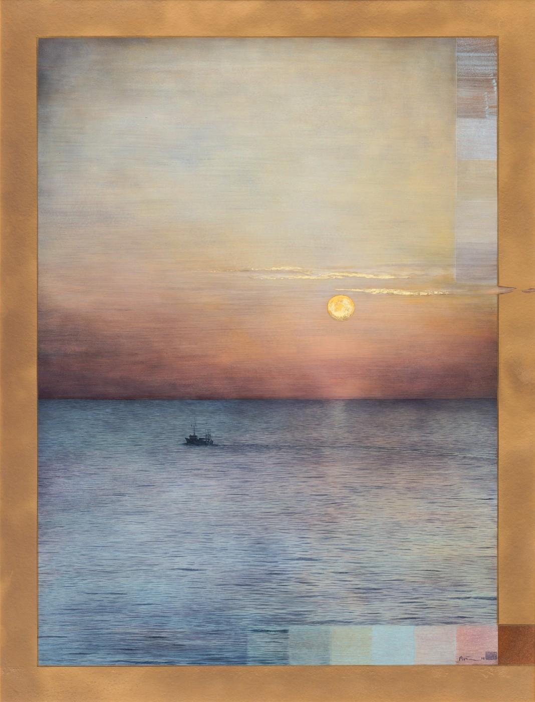 Sunset in Jaffa
