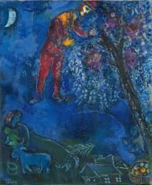 Paysage en Bleue artwork