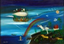Flying Ship artwork