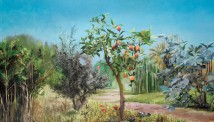 Orchard artwork