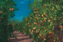Orange Trees artwork