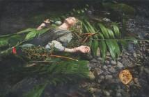 Priscilla in Ecstasy II artwork