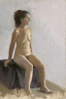 Talia Sitting artwork