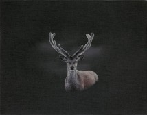 My Deer painting artwork
