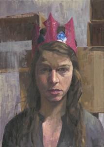 The Queen of Box Street artwork