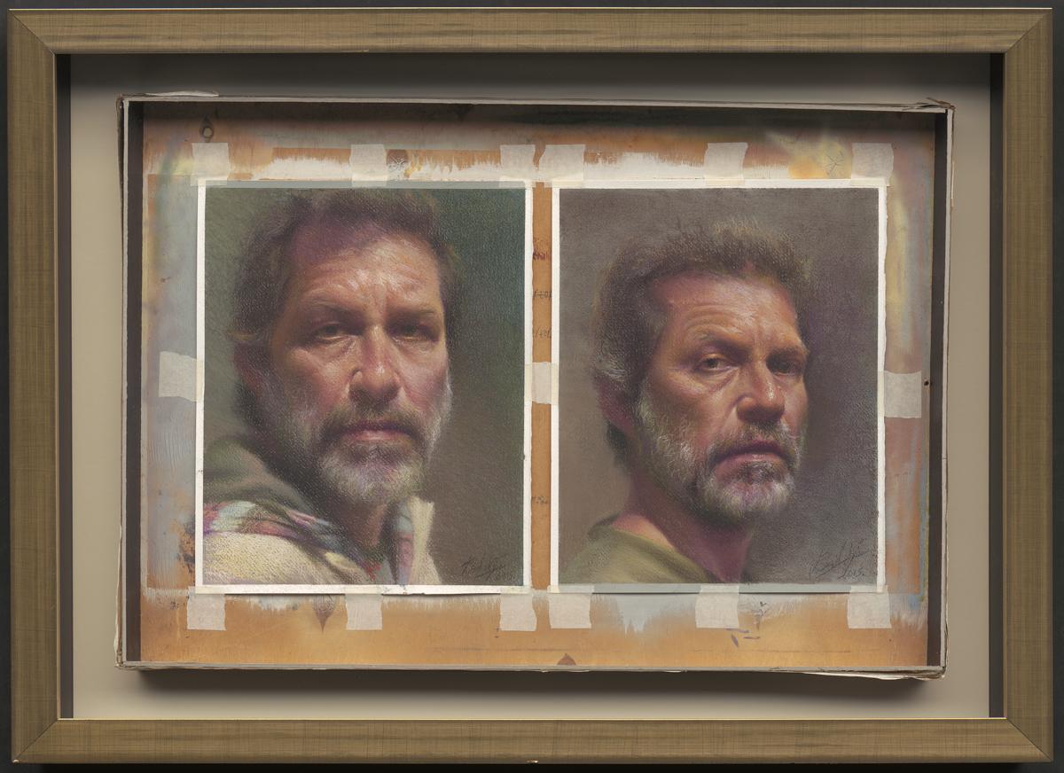 Double Self Portrait