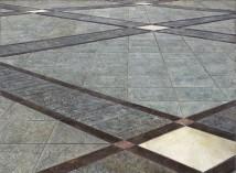 Floor artwork