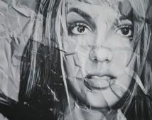 Untitled (Britney) artwork