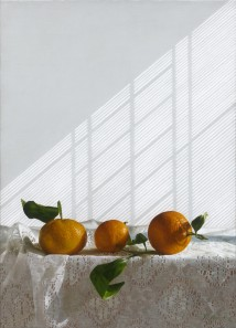 Mandarins artwork