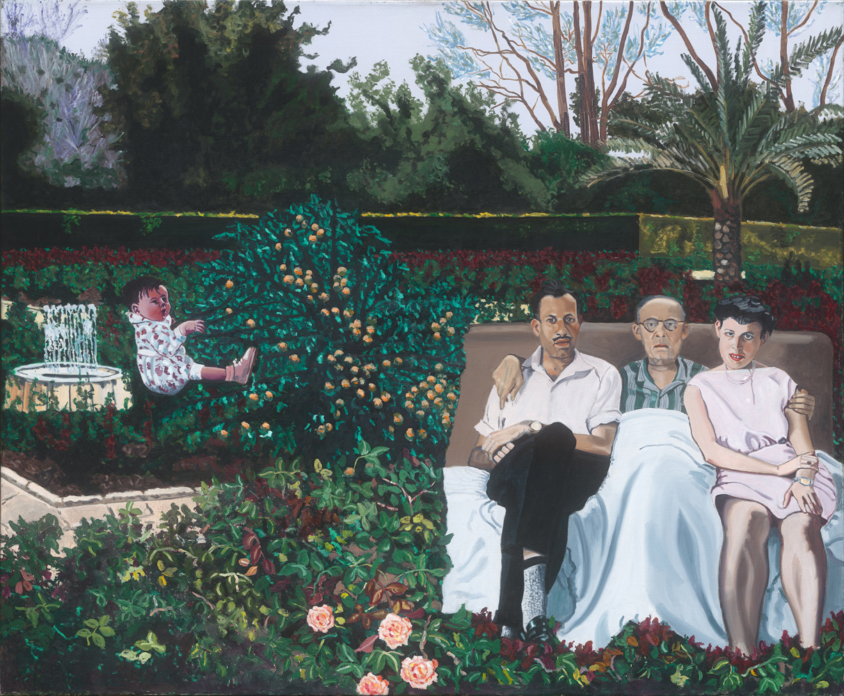 A Garden Within a Garden (Three ages of Man)