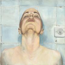 Self Portrait with a Baldness artwork