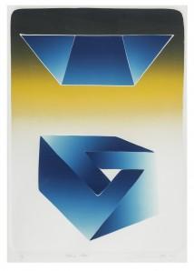 Blue Cube artwork