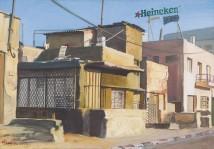 Street artwork
