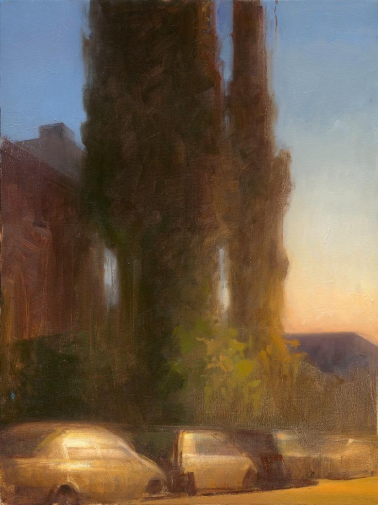 Evening landscape I