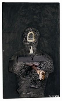 Self Portrait Threatened #... artwork