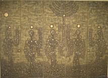 The Eternal Menorah artwork