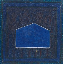 Blue House artwork