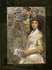 In Memory of Ivan Kramskoy artwork