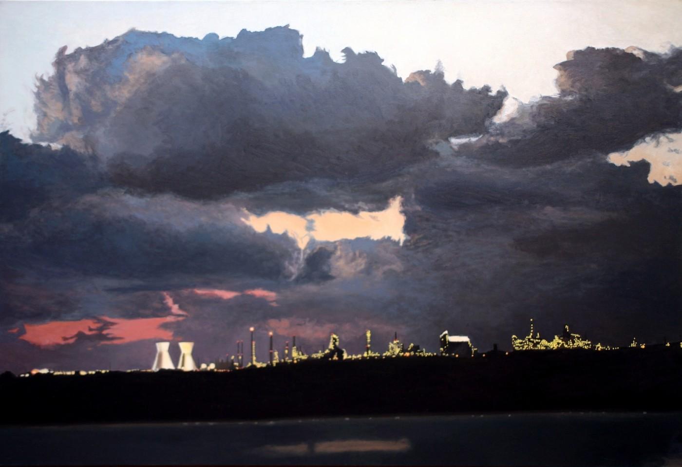 Haifa bay & Oil refineries