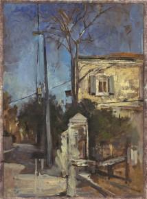 Shimshon St. artwork
