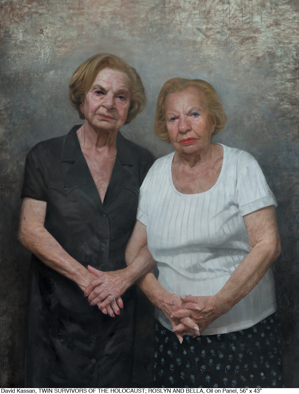Twin Survivors of the Holocaust: Roslyn and Bella