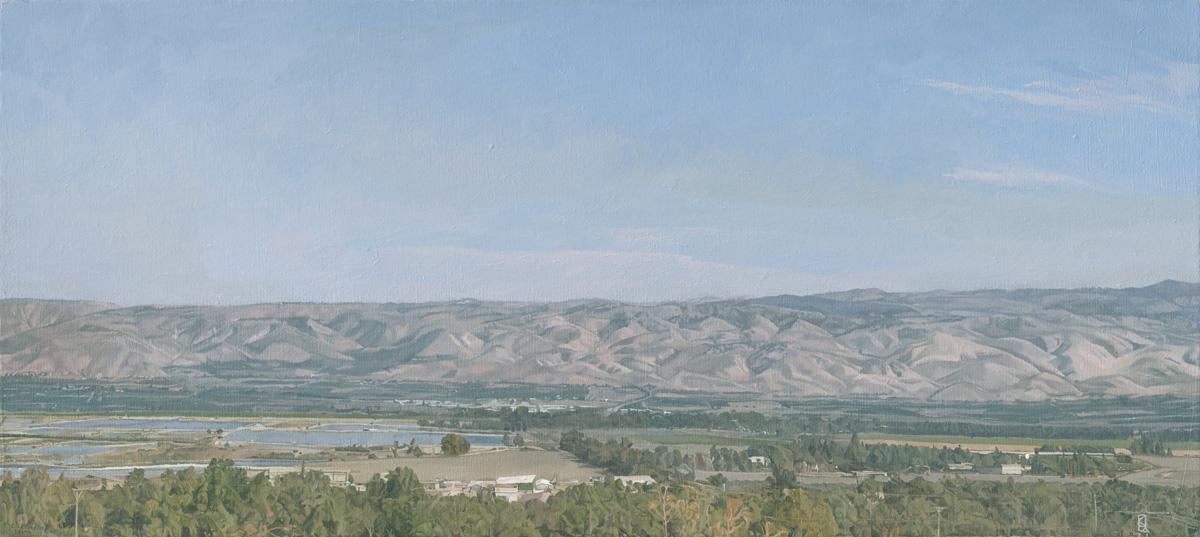 Gilaad Mountains
