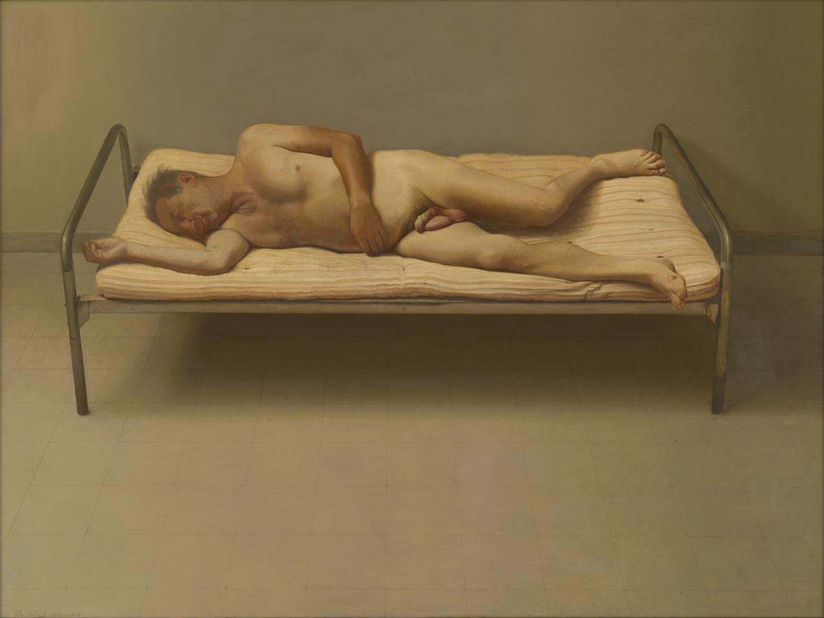 Valery (Sleeping Man)
