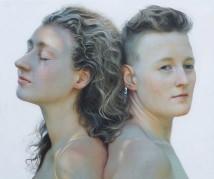Julia and Qwill artwork