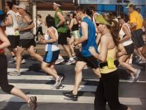 Broad Street Run artwork