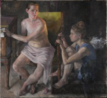 The Annunciation 1 artwork