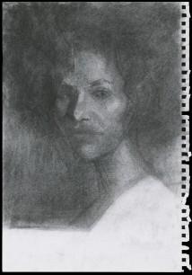Hirut – Sketch artwork