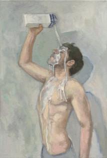 Milk artwork