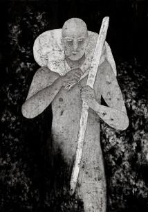 Abel (The Good Shepherd) artwork