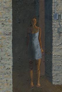 Self Portrait in a Room artwork